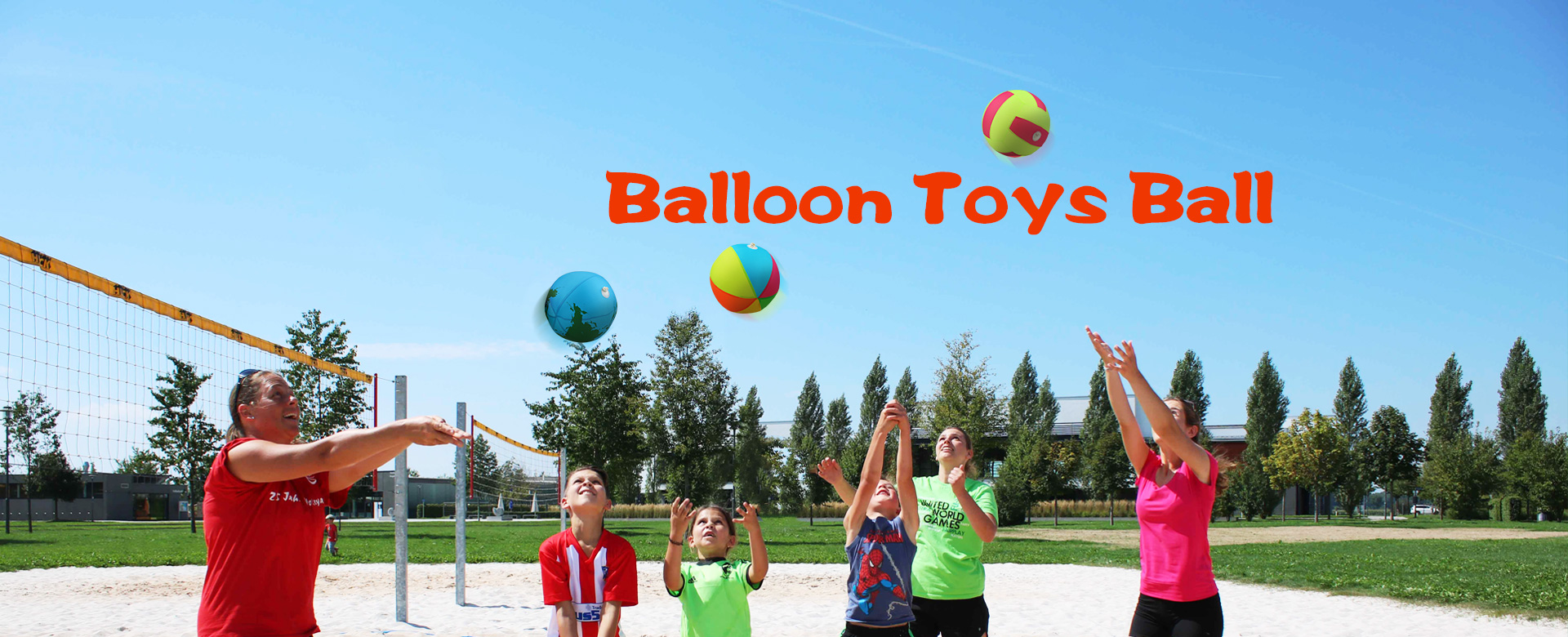 Balloon Toys Ball