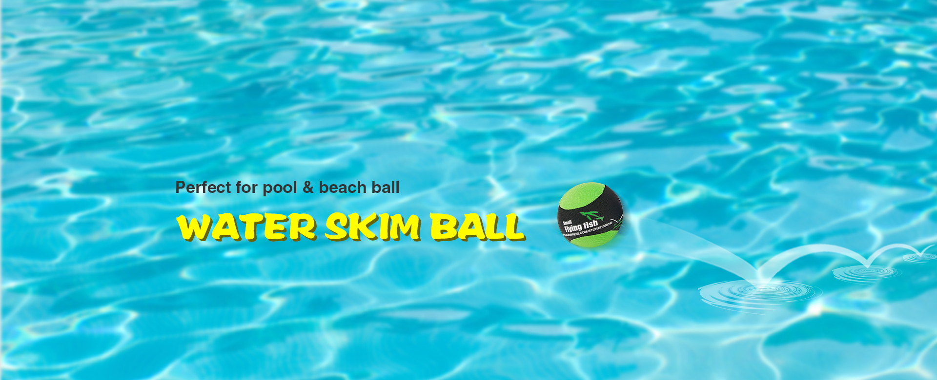 Water Skim Ball