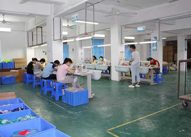 Sewing Factory Workingroom